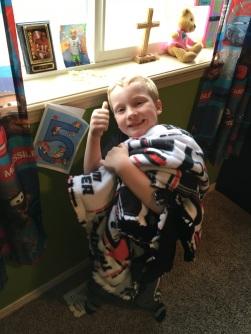 Zack-Weighted Blanket